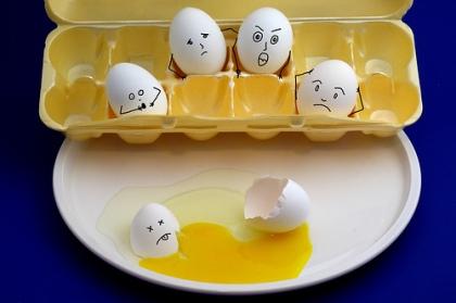 Egg Suicide